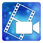 PowerDirector Video Editor App: 4K, Slow Mo & More icon
