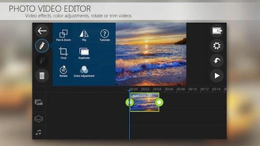 PowerDirector Video Editor App: 4K, Slow Mo & More APK screenshot 1