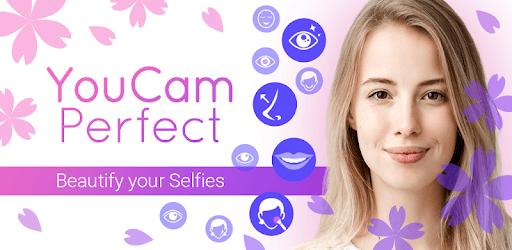 YouCam Perfect - Selfie Photo Editor pc screenshot