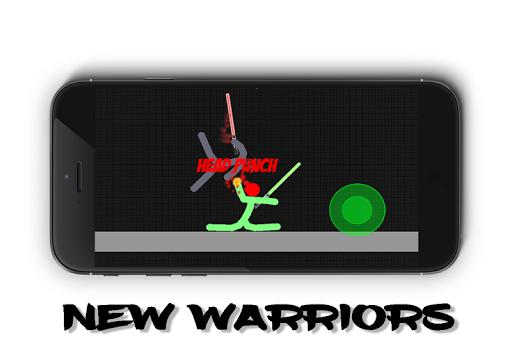 Stickman Warriors 2 Epic APK screenshot 1
