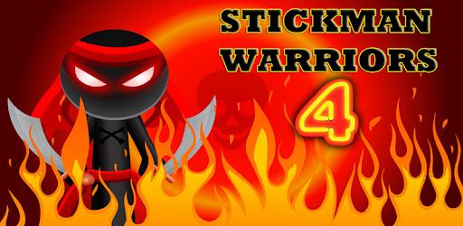 Stickman Warriors 4 Online pc screenshot