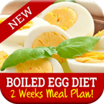 Best Boiled Egg Diet Plan icon
