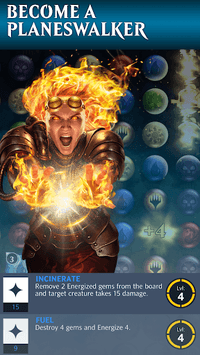 Magic: The Gathering - Puzzle Quest APK screenshot 1