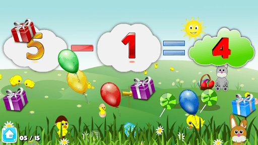 Kids Math - Math Game for Kids APK screenshot 1