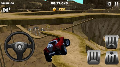 Mountain Climb 4x4 : Offroad Car Drive APK screenshot 1