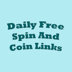 Daily Free Spins And Coins Links icon
