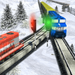 Real Train Games Driving Games icon