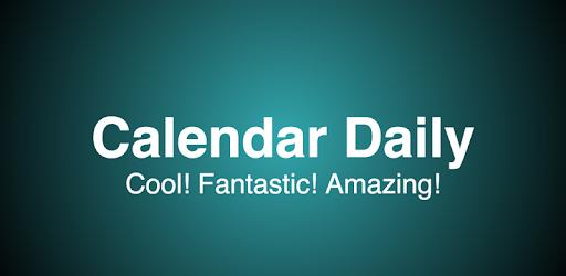 Calendar Daily - Planner 2018 pc screenshot