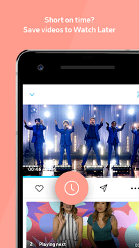 dailymotion - the home for videos that matter APK screenshot 1