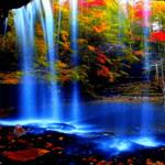 Waterfall Magic Live Wallpaper icon