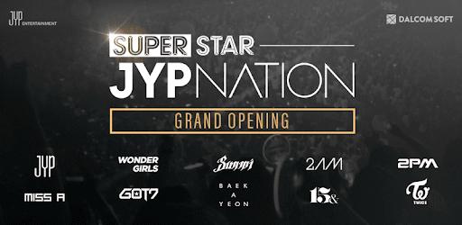 SuperStar JYPNATION pc screenshot
