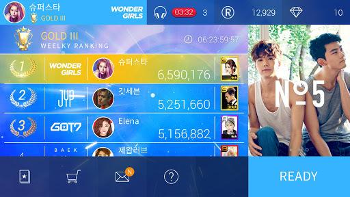 SuperStar JYPNATION APK screenshot 1