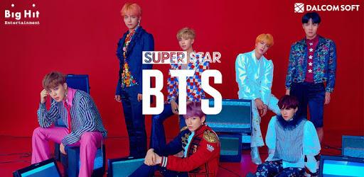 SuperStar BTS pc screenshot