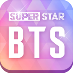 SuperStar BTS icon