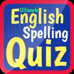 Ultimate English Spelling Quiz icon