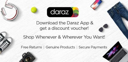 Daraz Online Shopping App pc screenshot