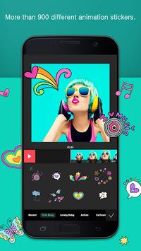 VLLO (a.k.a. Vimo) - Video editor & maker APK screenshot 1