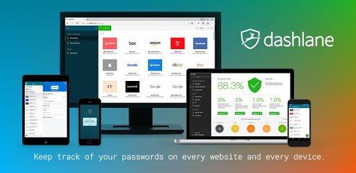 Dashlane Password Manager pc screenshot