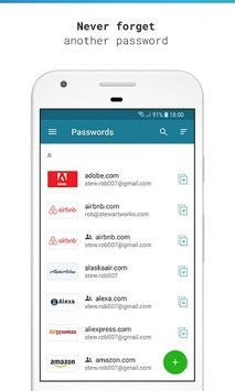 Dashlane Password Manager APK screenshot 1