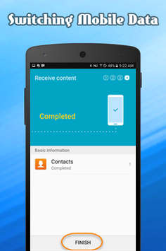 Data Smart Switch Mobile 2018 APK screenshot 1