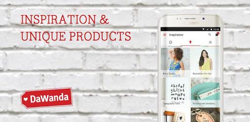 DaWanda - Shop Unique and Handmade Gifts pc screenshot