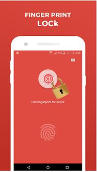 Fingerprint App Lock APK screenshot 1