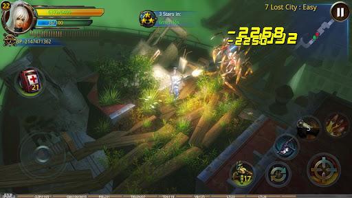 Broken Dawn II APK screenshot 1