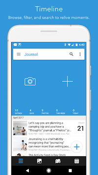 Day One Journal APK screenshot 1