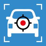 Drive Recorder: A free dash cam app icon