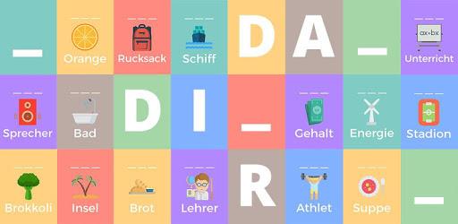 Der Die Das - Learn German Articles and Vocabulary pc screenshot