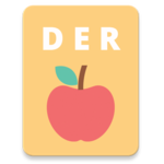 Der Die Das - Learn German Articles and Vocabulary APK icon