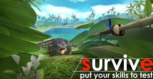 Survival Island: EVO – Survivor building home APK screenshot 1