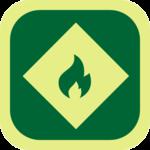 IMO Class Dangerous Goods icon