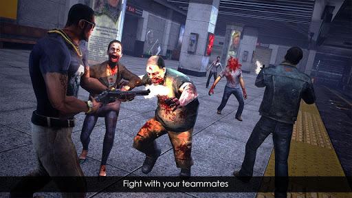 Death Invasion : Survival APK screenshot 1