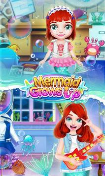 Mermaid Grows Up APK screenshot 1