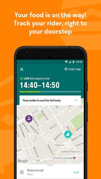 Deliveroo: Restaurant Delivery APK screenshot 1