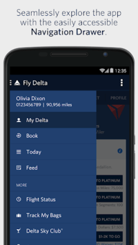 Fly Delta APK screenshot 1