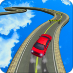 Racing Car Stunts On Impossible Tracks APK icon