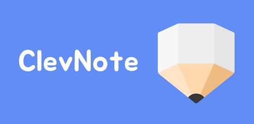 ClevNote - Notepad, Checklist pc screenshot