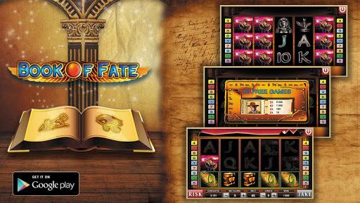 Book Of Amon Slot APK screenshot 1