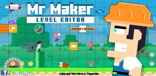 Mr Maker Level Editor pc screenshot