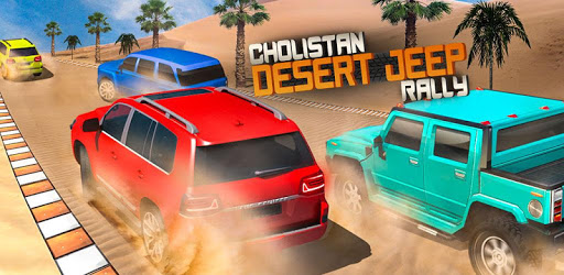 Cholistan Desert Jeep Rally 2018 pc screenshot