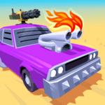 Desert Riders - Car Battle Game icon