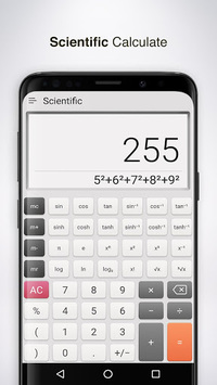 Calculator Pro APK screenshot 1