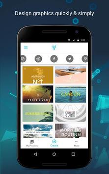 Social Post Maker for Facebook, Instagram & More APK screenshot 1