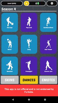 Battle Royale - Dances & Emotes APK screenshot 1