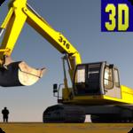 Construction Excavator Simulator 2017 icon