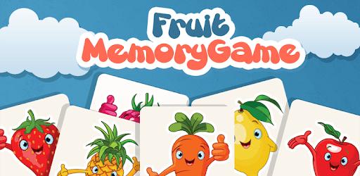 Fruits Memory Game for kids pc screenshot