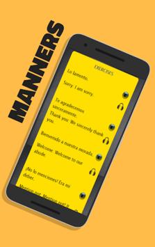 English to Spanish Speaking: Learn Spanish Easily APK screenshot 1