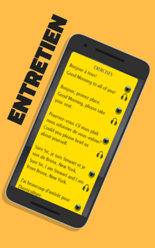French to English Speaking - Apprendre l' Anglais APK screenshot 1